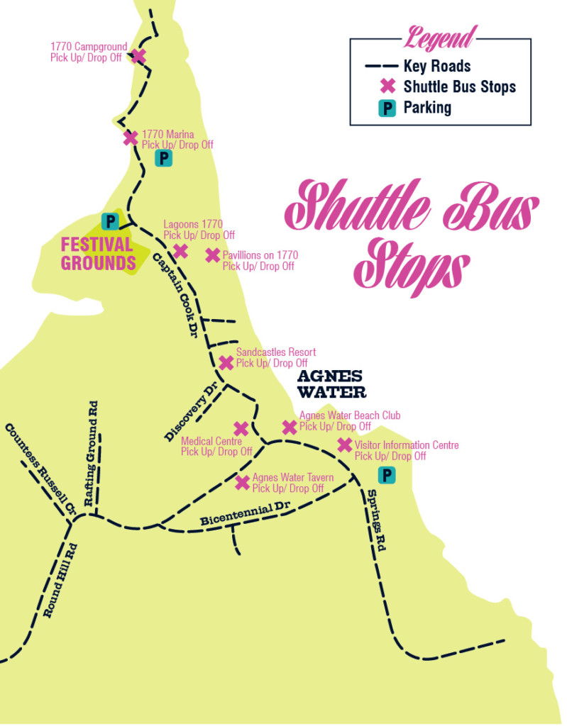 Shuttle-bus-route